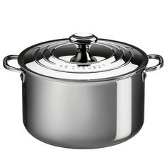 10.4 L (11 QT) Stainless Steel Stockpot with Lid