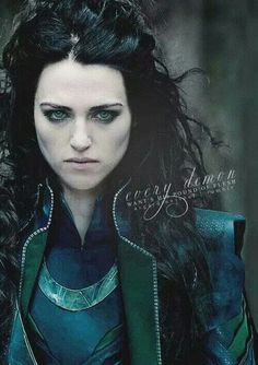 Gender-bent Loki