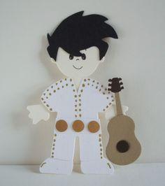 paperdoll dress up cricut | Elvis Music Sizzix Cricut Paper Doll Dress Up Die Cut Graphics Code ...