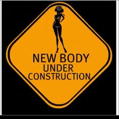 New Body Under Construction - LOL!