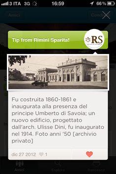 Rimini Sparita, un archivio fotografico storico su foursquare