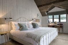 Copyright_soho_farm_house_cabin_2bed_2. I would prefer to have pegs or hooks for hanging clothes / robes / towels.