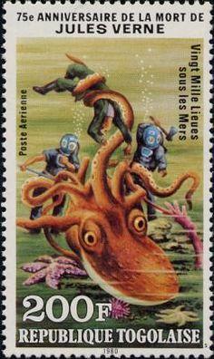 Kraken Stamps