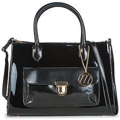Handbags+Moony+Mood+DRUM+Black+24.67+£