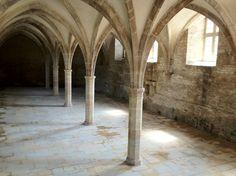 Abadía de Cluny_Interior