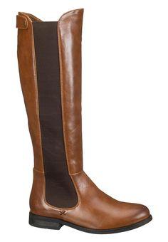 Cognac Gabby stretch riding boot - maurices.com