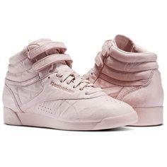 c9d113123 Reebok - Freestyle Hi FBT Reebok Freestyle Hi, Retro Sneakers, Classic  Sneakers, High