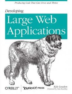 Developing Large Web Applications: Producing Code That Can Grow And Thrive PDF