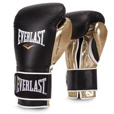 Powerlock Training Boxing Gloves, Sparring, Heavy Bag Workout & Mitt Work Gloves | Everlast