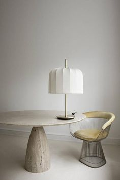 Table lamp by Staff
