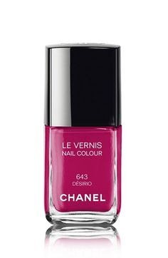 CHANEL RÊVERIE PARISIENNE LE VERNIS Nail Colour available at #Nordstrom