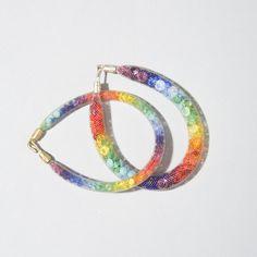 Rainbow Gradient Bracelet