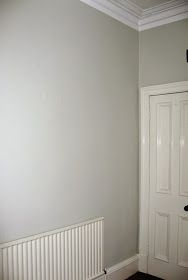 Farrow and Ball Shaded White in North-facing room