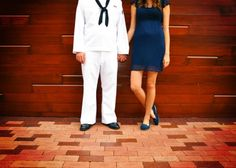 Dress Whites!