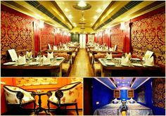 Travel like Kings and Queens in Royal Rajasthan on Wheels train.