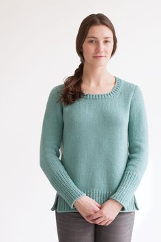 clarendon by elizabeth doherty / in quince & co. osprey