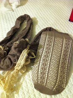 Calzedonia garter style