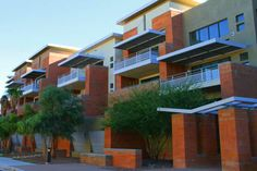 Scottsdale Arizona, Condos, Lofts, All Over The World, Multi Story Building, Vacation, Mansions, Live, House Styles