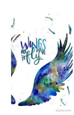 BTS - Wings Are Made To Fly