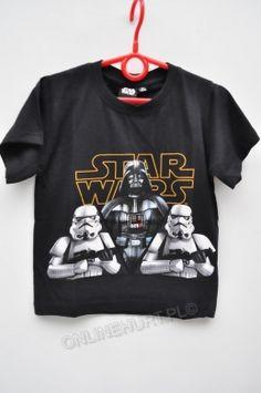 Bluzka Dziecięca Star Wars 961-709  _A12  (98-128)