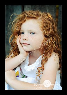 A little red-headed girl may be in the future. ;)