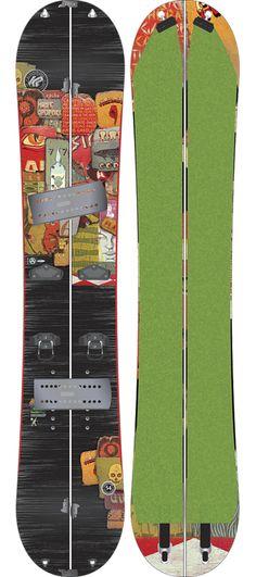 K2 splitter