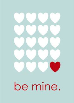 Home is Where my Heart is: Free Valentine's Day Printables