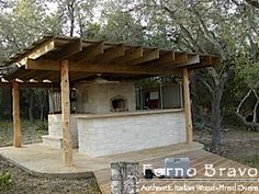 Indoor Pizza Oven photos - Forno Bravo. Authentic Wood Fired Ovens