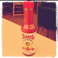 Tapatio Hot Sauce!