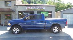 2009 Dodge Ram Pickup 1500 #DodgeRam #PickupTruck #Auto