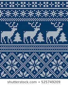 Find Knitted Ornament Bears Fashionable Northern Pattern stock images in HD and millions of other royalty-free stock photos, illustrations and vectors in the Shutterstock collection. Ribbon On Christmas Tree, Christmas Cross, Christmas And New Year, Motif Fair Isle, Cross Stitch Patterns, Knitting Patterns, Swedish Weaving, Creative Illustration, Fair Isle Knitting
