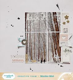 MonaGee scrapbooking: Lifted :)