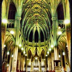 St. Patrick's Cathedral ... NYC...
