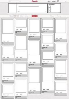 "Print off this blank ""Pinterest"" board and have your students fill it in with images and quotes from book characters, famous authors, historical figures, scientists and more!"