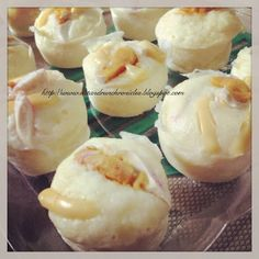 Eat and Run Chronicles: Fluffy Home Made Puto (Steamed Filipino Rice Cake)