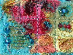 Love Stitching Red; 'Warming'