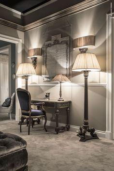 Stylish colours and #highclass decorations for the new Savio Firmino bedroom #stylishdesign #Florentine #furniture #iSaloniWorldWideMoscow