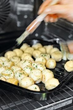 DOBRÉ JEDLO: Pizzové guľky plnené mozzarellou