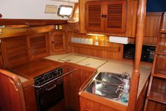 1987 Tayana 42 Vancouver Sail Boat For Sale - www.yachtworld.com