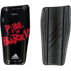 Adidas Messi 10 Shin Pads Black