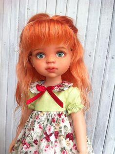 Рыжий, рыжий, конопатый / ООАК Паола Рейна (Paola Reina) и Антонио Хуан (Antonio Juan) / Бэйбики. Куклы фото. Одежда для кукол