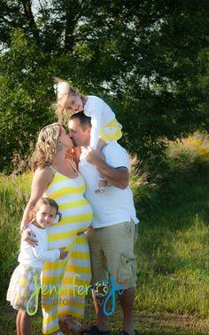 Family Maternity Photo-minus the kiss Family Maternity Photos, Baby Bump Photos, Fall Maternity, Maternity Poses, Newborn Pictures, Maternity Pictures, Pregnancy Photos, Maternity Photography, Family Photography