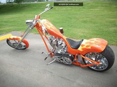 custom built choppers | 2006 Custom Built Covington Chopper Motorcycle.