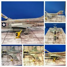 F -101B voodoo Revell 1 / 72