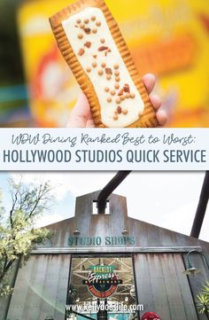 Here is a guide to the Best Hollywood Studios Quick Service Dining Options! Each restaurant at Walt Disney World's Hollywood Studios ranked from best to worst.