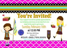 about Girl Scout Ceremony Ideas on Pinterest   Girl Scouts, Girl Scout ...