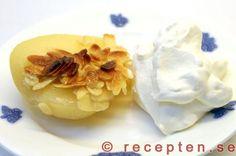 päron recept med tosca
