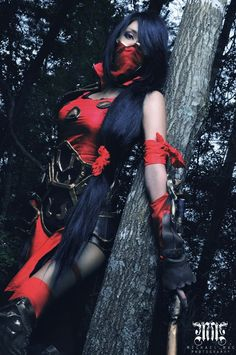 Chillout :: Crimson Akali