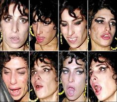 Amy Winehouse Before And After | Design Magazine