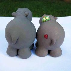 i love hippos......